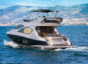 Rent a yacht in Split (ACI Marina) - Sunseeker Manhattan 52