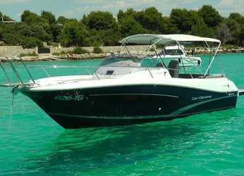 Alquilar lancha Jeanneau Cap Camarat 7.5 WA en Trogir (ACI marina), Trogir
