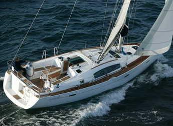 Rent a sailboat in Marina Mandalina - Oceanis 40