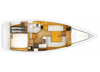Alquilar velero Sun Odyssey 379 Talea en Marina Kremik, Primosten