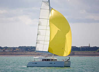 Chartern Sie katamaran in ACI Marina Split - Lagoon 400 S2
