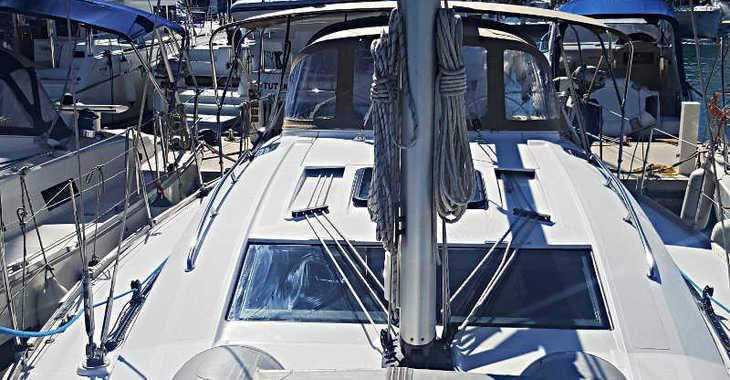 Rent a sailboat in Marina Baotić - Elan 45 Impression