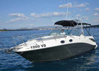 Rent a motorboat in Yacht kikötő - Tribunj - Sea Ray 275 Amberjack