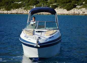 Alquilar lancha en Yacht kikötő - Tribunj - Four Winns 278 Vista