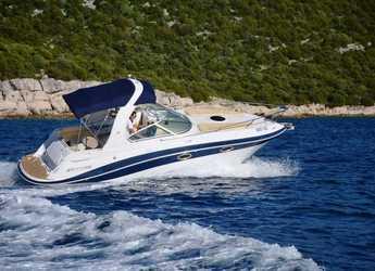 Alquilar lancha Four Winns 278 Vista en Yacht kikötő - Tribunj, Tribunj