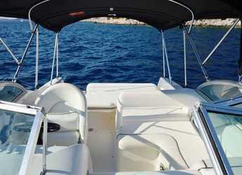 Alquilar lancha Sea Ray 255 Sundancer en Yacht kikötő - Tribunj, Tribunj