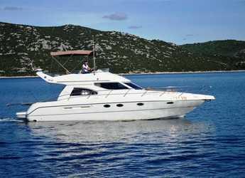 Alquilar yate Cranchi Atlantique 40 Fly en Yacht kikötő - Tribunj, Tribunj