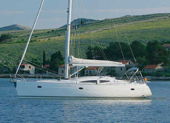 Rent a sailboat in SCT Marina Trogir - Elan 434 Impression