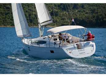 Louer voilier à Marina Kremik - Elan 444 Impression