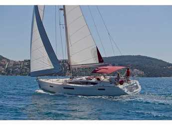 Louer voilier à Marina Kremik - Jeanneau 53