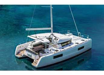 Rent a catamaran in SCT Marina Trogir - Lagoon 40