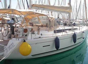 Rent a sailboat in Marina Kastela - Dufour 450 Owner version