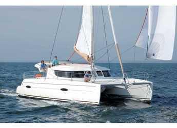 Rent a catamaran in Marina Betina - Lipari 41 (4 dbl, 2sgl)