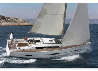 Rent a sailboat in Marina Kastela - Dufour 410 (3c-2h)