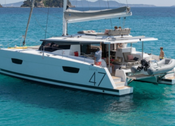 Rent a catamaran in Marina Kastela - Saona 47