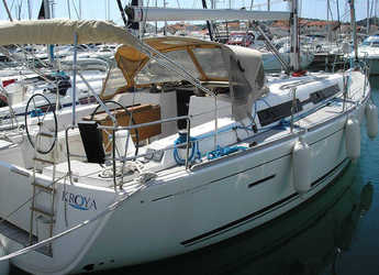 Rent a sailboat in Marina Betina - Dufour 405 RM
