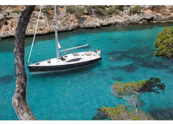 Rent a sailboat in Veruda - Sun Odyssey 50 DS