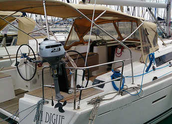 Rent a sailboat in Veruda - Dufour 405 RM