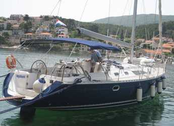 Rent a sailboat in Marina Lucica Špinut - Sun Odyssey 45.2