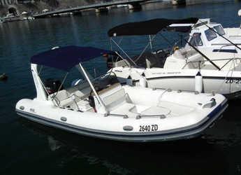 Alquilar lancha Wav Marine Topline 600 en Marina Zadar, Zadar