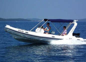 Rent a motorboat in Marina Zadar - Wav Marine Topline 600