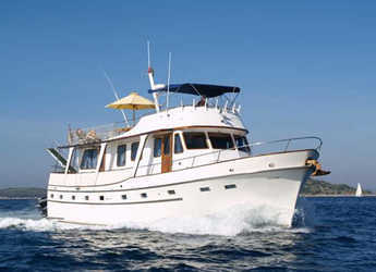 Rent a yacht in Split (ACI Marina) - Cheoy Lee 55