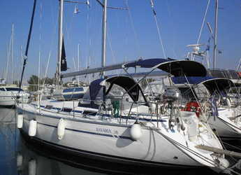 Rent a sailboat in Alimos Marina Kalamaki - Bavaria 36