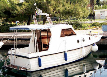 Rent a motorboat in Brbinj - Adria 28 Luxus