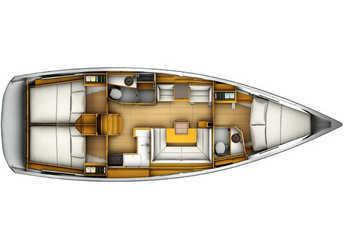Louer voilier Sun Odyssey 419 à Ploče City Port, Ploce