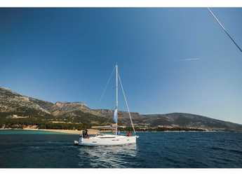 Rent a sailboat in Ploče City Port - Sun Odyssey 419
