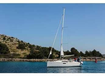 Rent a sailboat in Ploče City Port - Sun Odyssey 349
