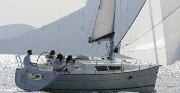 Rent a sailboat in ACI Marina Vodice - Sun Odyssey 32i