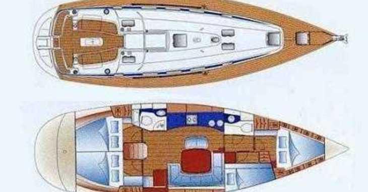 Rent a sailboat in ACI Marina Vodice - Bavaria 44