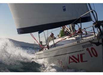 Rent a sailboat in ACI Marina Vodice - Elan 431