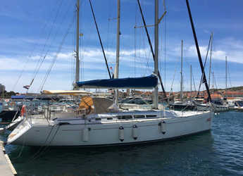 Rent a sailboat in ACI Marina Vodice - Sun Odyssey 49