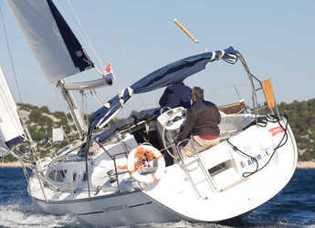 Rent a sailboat in ACI Marina Vodice - Sun Odyssey 37