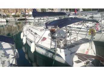 Rent a sailboat in Krvavica - Elan 40