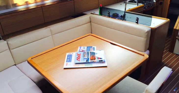 Rent a sailboat in ACI Marina Vodice - Sun Odyssey 50DS