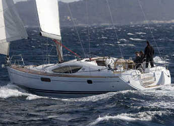 Rent a sailboat in ACI Marina Vodice - Sun Odyssey 50DS