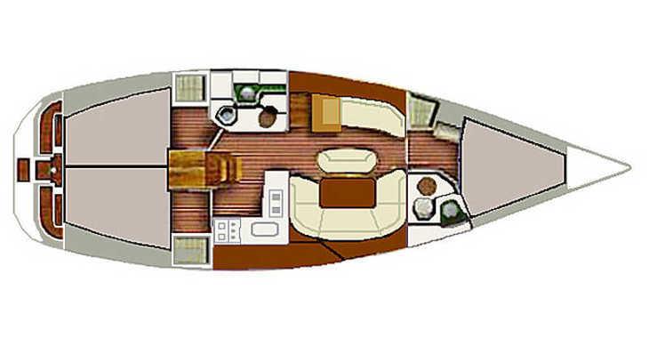 Alquilar velero Sun Odyssey 40 en ACI Marina Vodice, Vodice