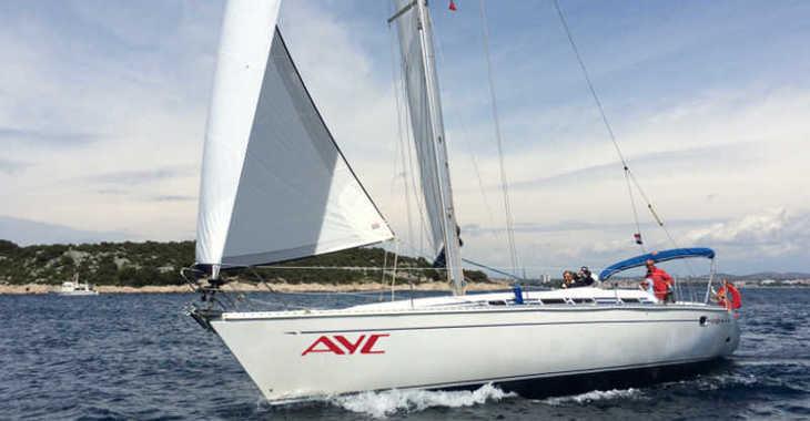 Rent a sailboat in ACI Marina Vodice - Elan 431