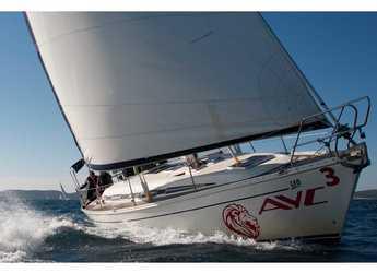 Chartern Sie segelboot in ACI Marina Vodice - Elan 431