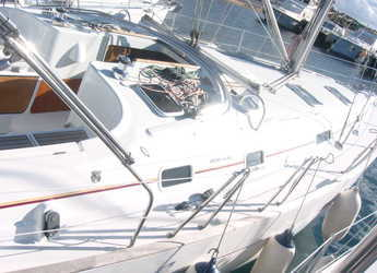 Rent a sailboat in Krvavica - Oceanis 411