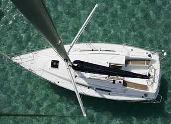 Rent a sailboat in ACI Marina Vodice - Sun Odyssey 32i
