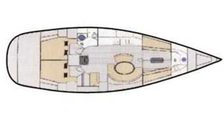 Rent a sailboat in ACI Marina Vodice - First 47.7