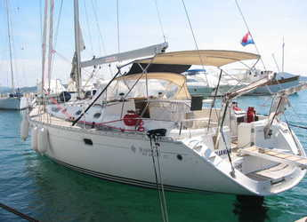 Rent a sailboat in Krvavica - Sun Odyssey 52.2