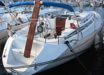 Rent a sailboat in ACI Marina Vodice - Elan 38