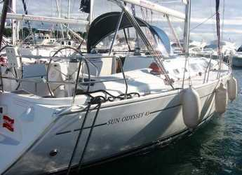 Chartern Sie segelboot in ACI Marina Vodice - Sun Odyssey 43