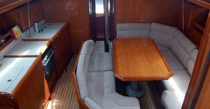 Rent a sailboat in ACI Marina Vodice - Sun Odyssey 42.2