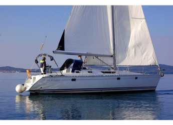 Rent a sailboat in Krvavica - Sun Odyssey 42.2